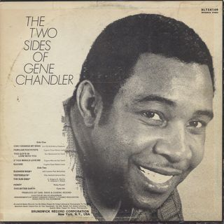 Gene Chandler / The Two Side Of back
