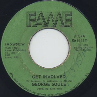 George Soule / Get Involved