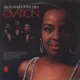 Gladys Knight & The Pips / Standing Ovation front