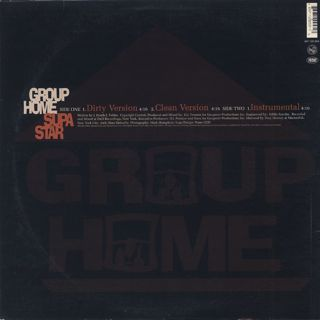 Group Home / Supa Star back