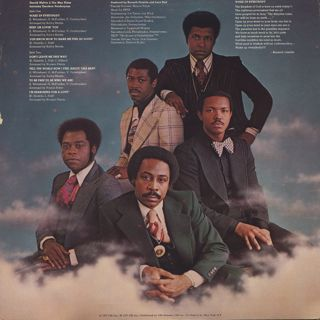 Harold Melvin & The Blue Notes / Wake Up Everybody back