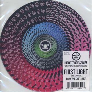 First Light - (Opio + Pep Love) / Livin' the Life