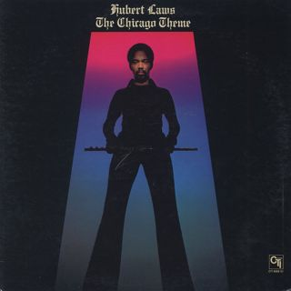 Hubert Laws / The Chicago Theme