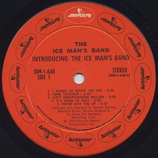 Ice Man's Band / Introducing The Ice Man's Band label