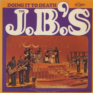 J.B.'s / Doing It To Death