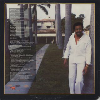 Jimmy Ruffin / Sunrise back