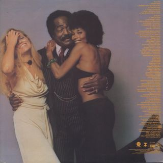 Jimmy Witherspoon / Love Is A Five Letter Word back