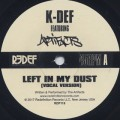 K-Def Featuring Artifacts / Left In My Dust-1