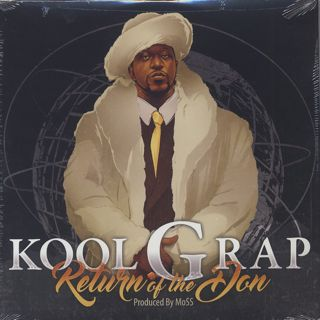 Kool G Rap / Return Of The Don front