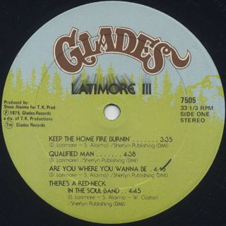 Latimore / III label