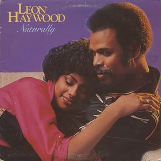 Leon Haywood / Naturally front