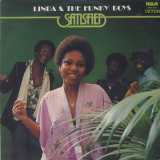 Linda & The Funky Boys / Satisfied front