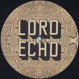 Lord Echo / Melodies (2LP) label