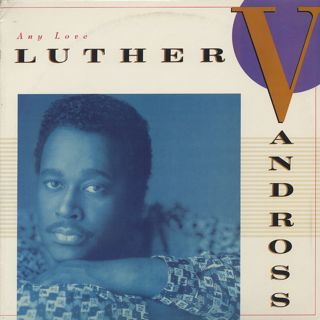 Luther Vandross / Any Love front
