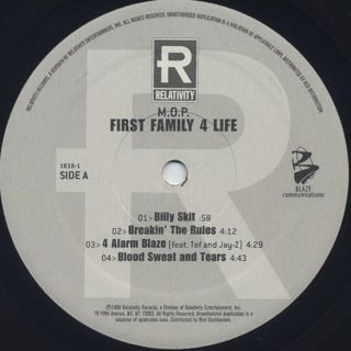 M.O.P. / First Family 4 Life label