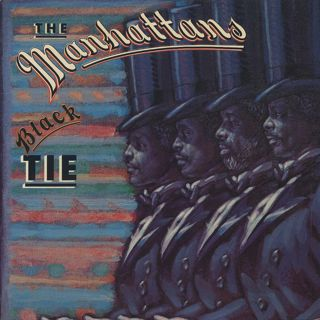 Manhattans / Black Tie front