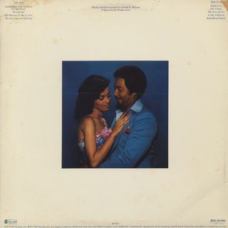 Marilyn McCoo & Billy Davis Jr. / The Two Of Us back