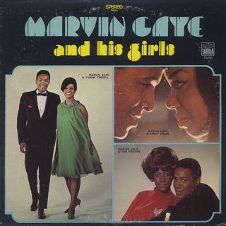 Marvin Gaye / Marvin Gaye And His Girls