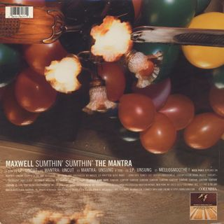 Maxwell / Sumthin' Sumthin' The Mantra