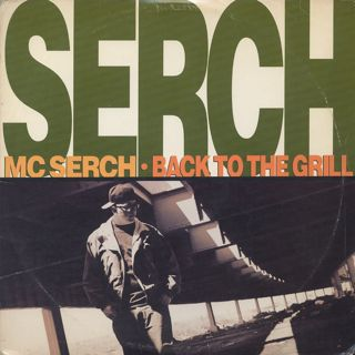Mc Serch / Back To The Grill