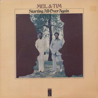 Mel and Tim / Starting All Over Again front