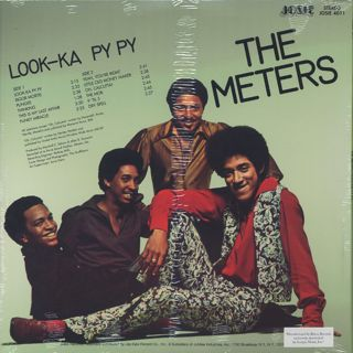 Meters / Look-Ka Py Py back