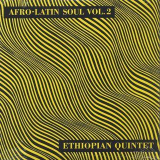 Mulatu Astatke & His Ethiopian Quintet / Afro-Latin Soul Vol.2