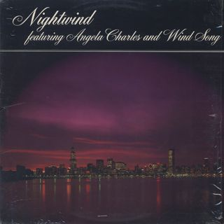 Nightwind Featuring Angela Charles And Wind Song / S.T.