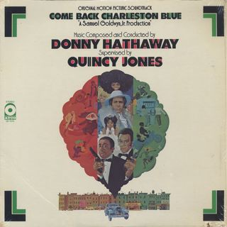 O.S.T.(Donny Hathaway) / Come Back Charleston Blue
