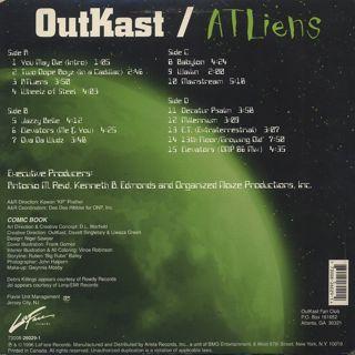 Outkast / ATLiens back