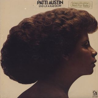 Patti Austin / End Of A Rainbow front