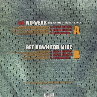 RZA / Wu-Wear back