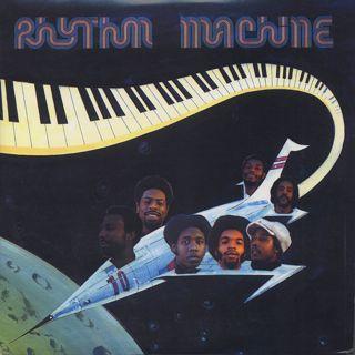 Rhythm Machine / S.T. (LP+12