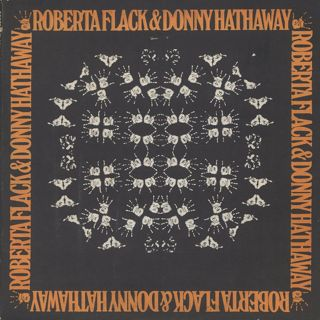 Roberta Flack & Donny Hathaway / S.T. front