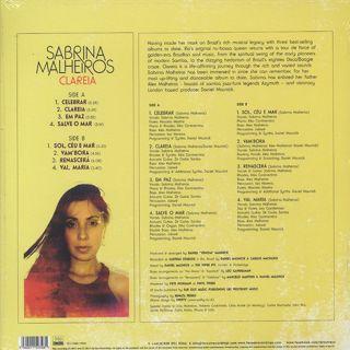 Sabrina Malheiros / Clareia back