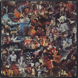 Sly and The Family Stone / There's A Riot Goin' On back