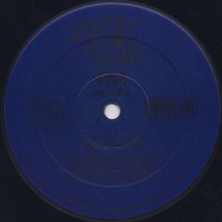 TNT / EP Vol.1 label