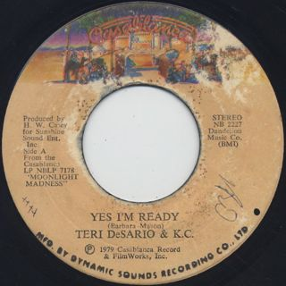 Teri DeSario & K.C. / Yes I'm Ready