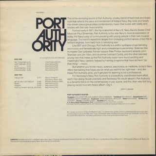 U.S. Navy Band / Port Authority back