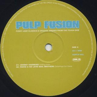 V.A. / Pulp Fusion label