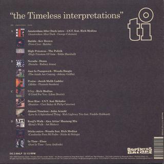 V.A. / The Timeless Interpretations back