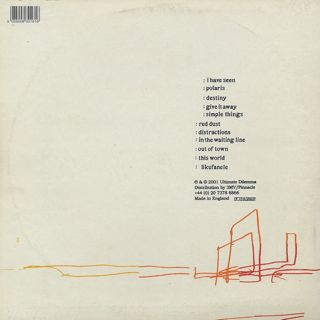 Zero 7 / Simple Things (2LP) back
