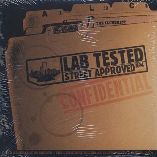 Alchemist / Lab Tested, Street Approved front