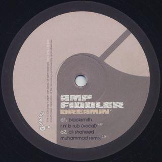 Amp Fiddler / Dreamin' label