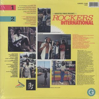 Augustus Pablo / Rockers International back