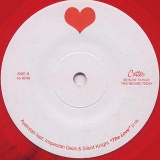 Ayatollah / I Just Love Music back