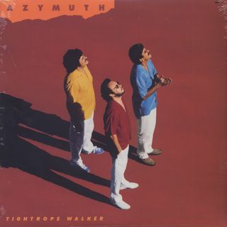 Azymuth / Tightrope Walker front