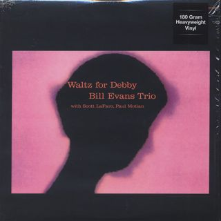 Bill Evans Trio / Waltz For Debby