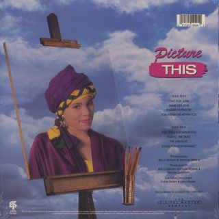 Billy Cobham / Picture This back