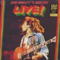 Bob Marley And The Wailers / Live!